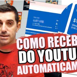 COMO RECEBER DO GOOGLE ADSENSE AUTOMATICAMENTE EM VARIOS CANAIS DE UMA VEZ