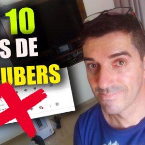 Top 10 Erros que todo Youtuber Iniciante Comete✅ E como crescer um canal no youtube