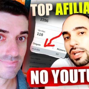 Entrevista com TOP Afiliado Como Ganhar dinheiro no Youtube Entrevista com Leandro Mascarenhas