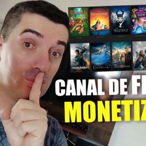 Será que da pra monetizar Canal de Filmes? eu Mostrei um canal de Filmes que é Monetizado ! como?