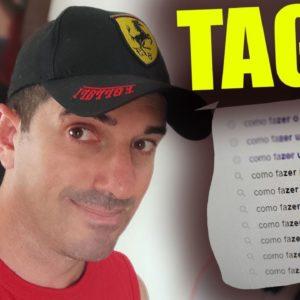 Como encontrar Tags para videos do Youtube   Encontrar palavras chaves para vídeos no youtube