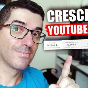 Como crescer no Youtube em 2021? Faça isso que não tem Erro