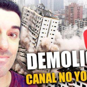 como criar um canal de demolicao no youtube monetizar canal no youtube tH1IDZqsHVQ