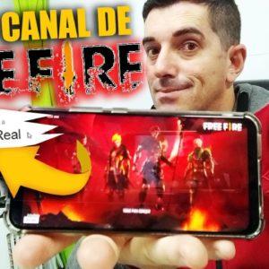 Como Criar um canal de Free Fire no Youtube Pelo Celular e PC