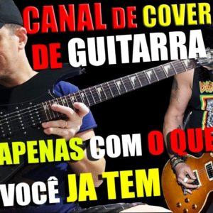 Como criar um canal de guitarra cover (Guns N' Roses - Sweet Child O' Mine )