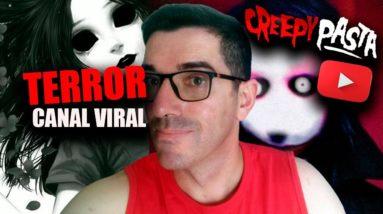 Como criar um canal de Histórias de Terror no youtube (Creepypasta)