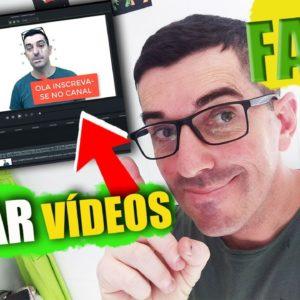 Como Editar Vídeos para o Youtube! Edição de vídeos no camtasia