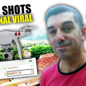 Drone shots   Como fazer um canal no youtube para monetizar