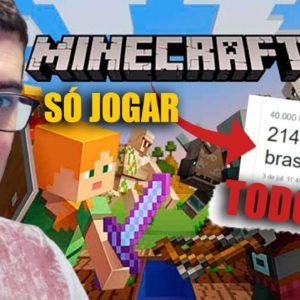 Como criar um Canal de Minecraft e Roblox de sucesso e ganhar dinheiro no youtube #minecraft