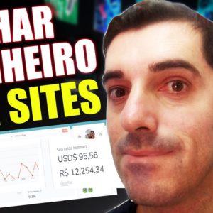 Mini sites: Como Ganhar dinheiro com Mini Sites vendendo produtos da Hotmart e Monetizze?e Rankear