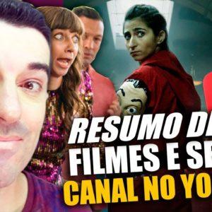 Monetizar Canal no youtube CANAL DE RESUMO DE FILMES E SERIES NO YOUTUBE |Como criar Canal de Filmes