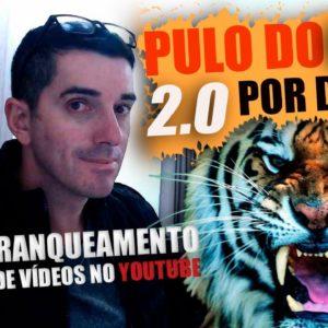 Ranqueamento de videos no youtube o Pulo do gato Por dentro | curso do Erivelton #pulodogato 2.0