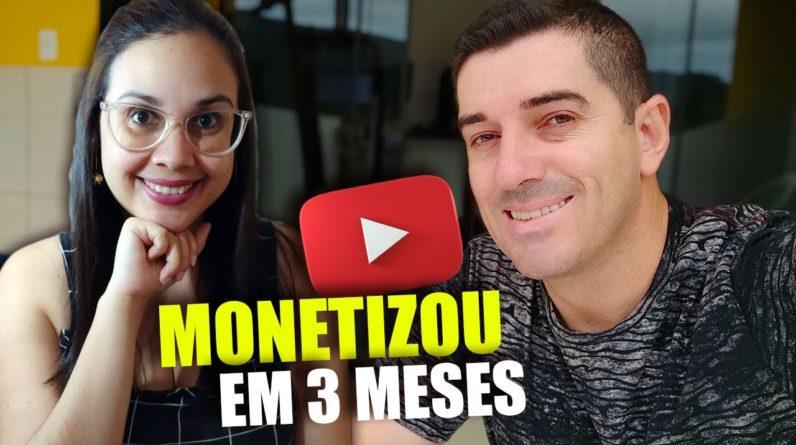 quisitos de monetizacao no youtube em 3 meses entrevista com mariana c kaNE64ZZ96Q