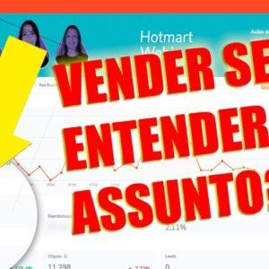 Hotmart: Como vender no youtube em Nicho que você não entende nada? Primeira Venda Hotmart