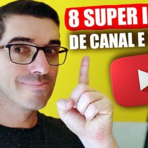 Top 8 Ideias de Vídeos e Canal que você pode criar no Youtube e Bombar