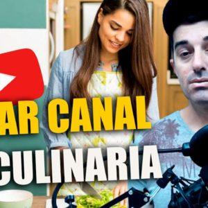 Como criar canal de culinária - porque um canal de culinária? | de tudo um pouco #canaldereceitas