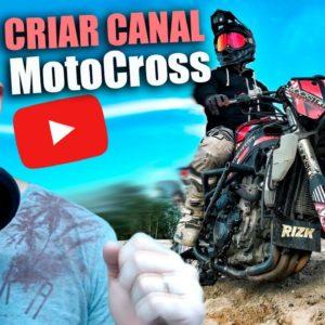 Youtube Como ganhar dinheiro com Canal de MotoCross