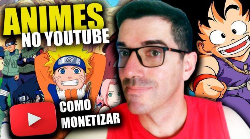 Como criar um canal de ANIMES no youtube? ?Canal de animes no youtube, como criar o seu #animes