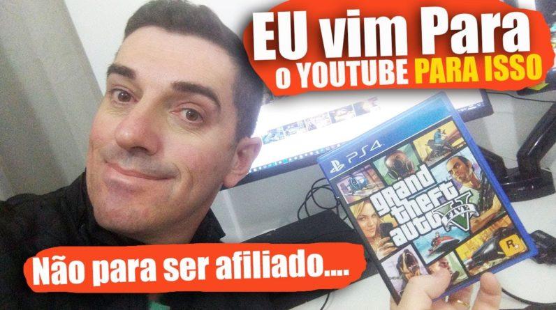 Quando eu Decidi Ser youtuber... Como Fazer Gameplay de PS4 | XBOX | Nintendo Switch | Passo a passo
