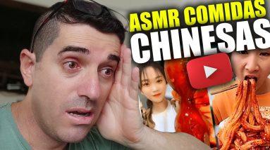 Como Criar um Canal Dark de Comida Chinesa ASMR  no Youtube