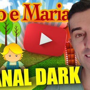 Como Criar um Canal Dark Infantil de Historinhas no Youtube