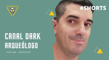 Dica de Canal Dark de Arqueólogos e Descobertas Cientificas #shorts