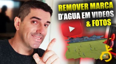 Como Remover Marca D'agua de Videos e de Fotos Hitpaw removedor de marca dagua.