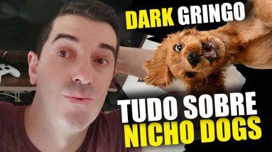 Como Fazer um Canal Dark de Dogs no Youtube Nicho | Nicho Gringo com Pouca Concorrencia