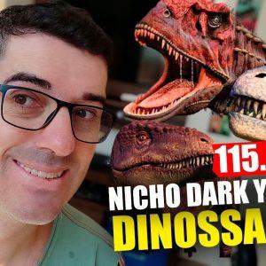 115.590,20 Por mes sem Aparecer Canais Dark Nicho de dinossauros (Ganhar dinheiro no Youtube)