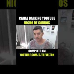 CANAL DARK DE CARROS NO YOUTUBE #shorts