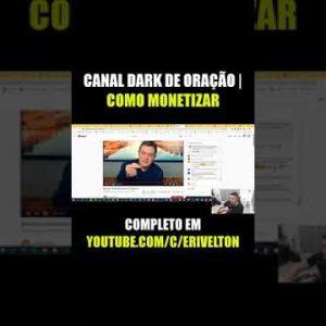 CANAL DARK DE ORAÇÕES #shorts