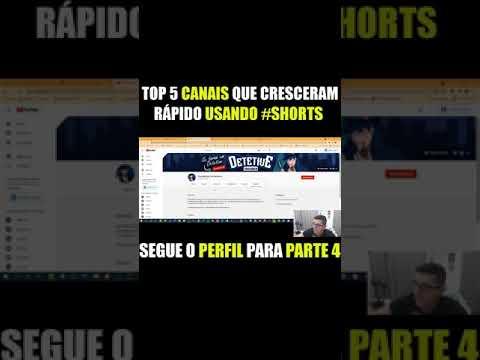 Top 5 Canais #shorts viral - PARTE 3