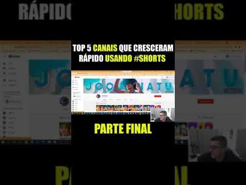 Top 5 Canais #shorts viral - PARTE 6